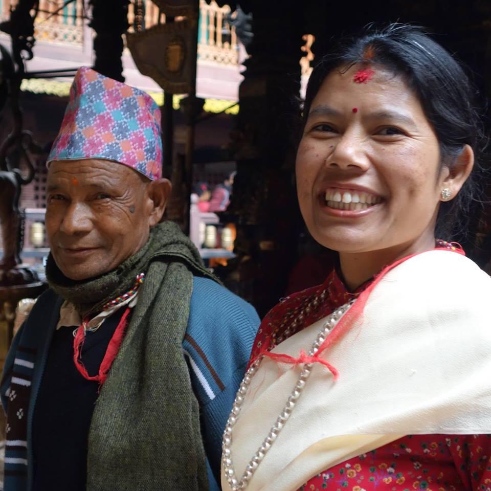 Sarita From Kathmandu, Nepal