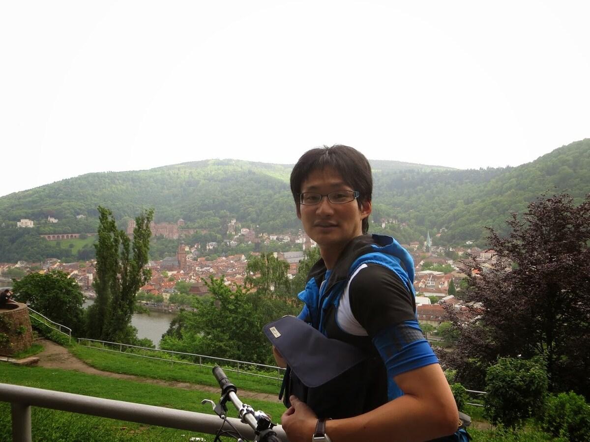 Toshihiro from Heidelberg