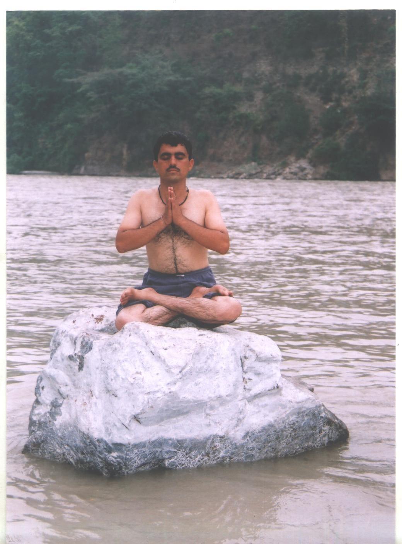 Dhaniram from Rishikesh