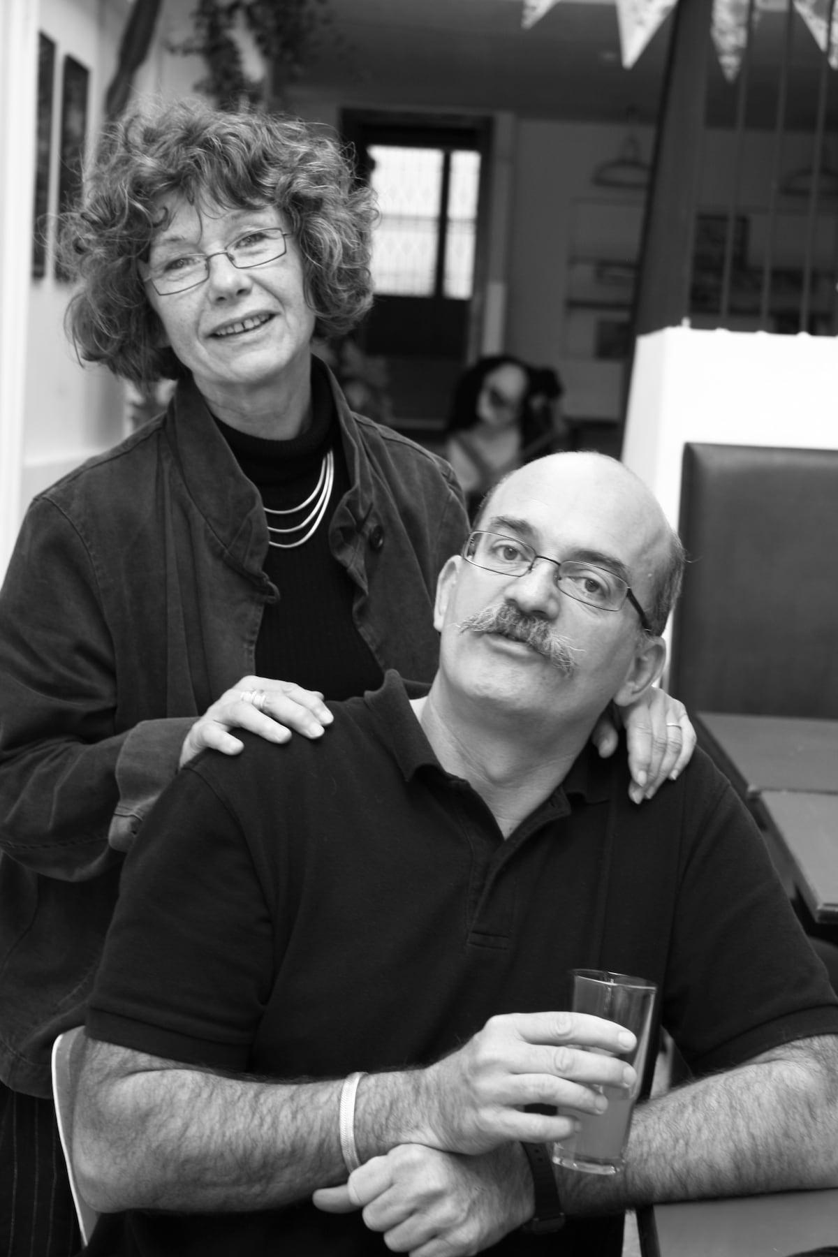 René-Marc Et Yveline from Asilah