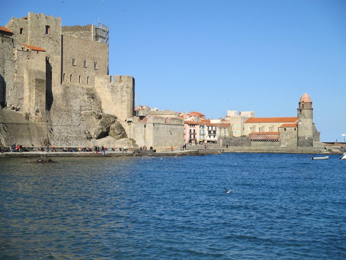 Tiphaine Et Carl From Collioure, France