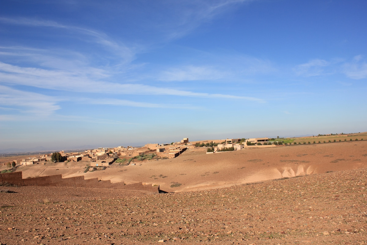 J-F From Lalla Takerkoust, Morocco