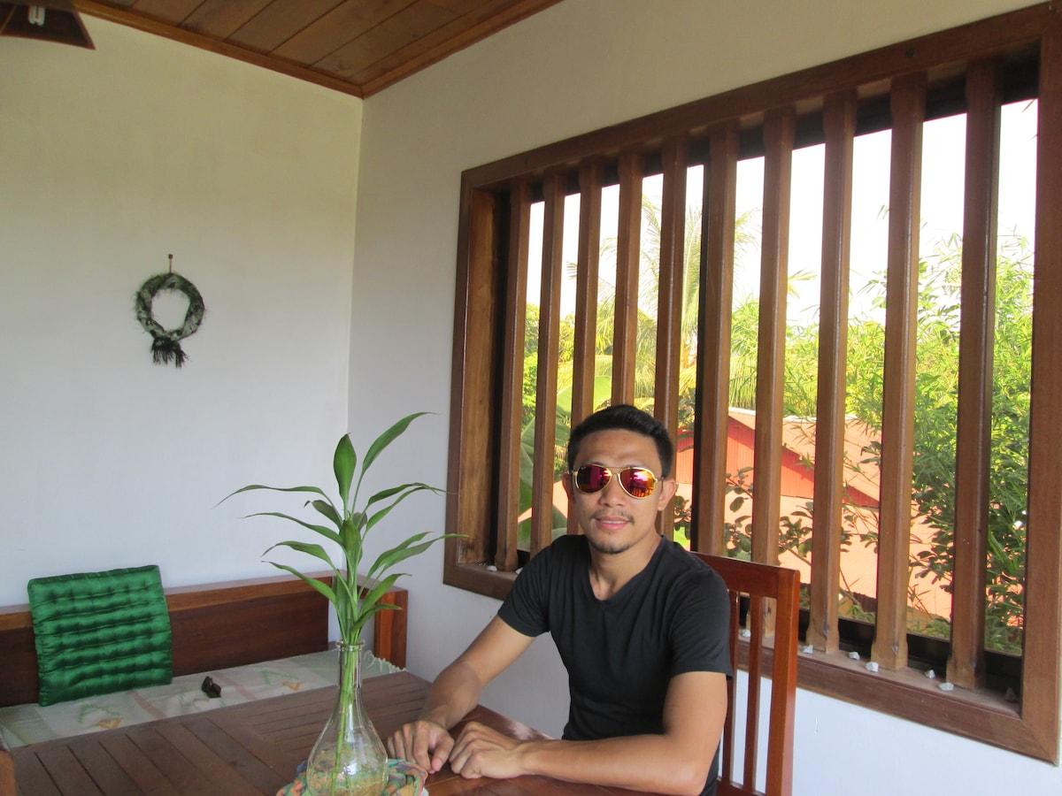 Juan Ausente from Krong Siem Reap
