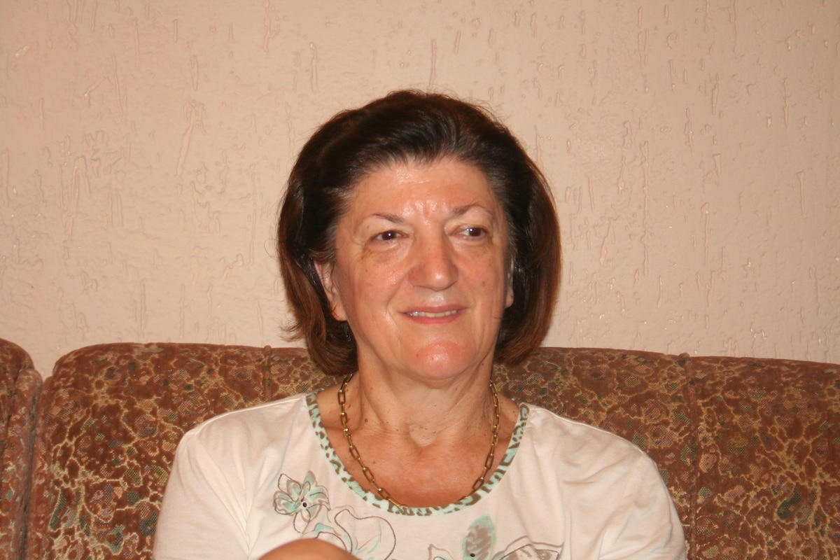 Hi, I'm Marina from Dubrovnik. I enjoy communicati