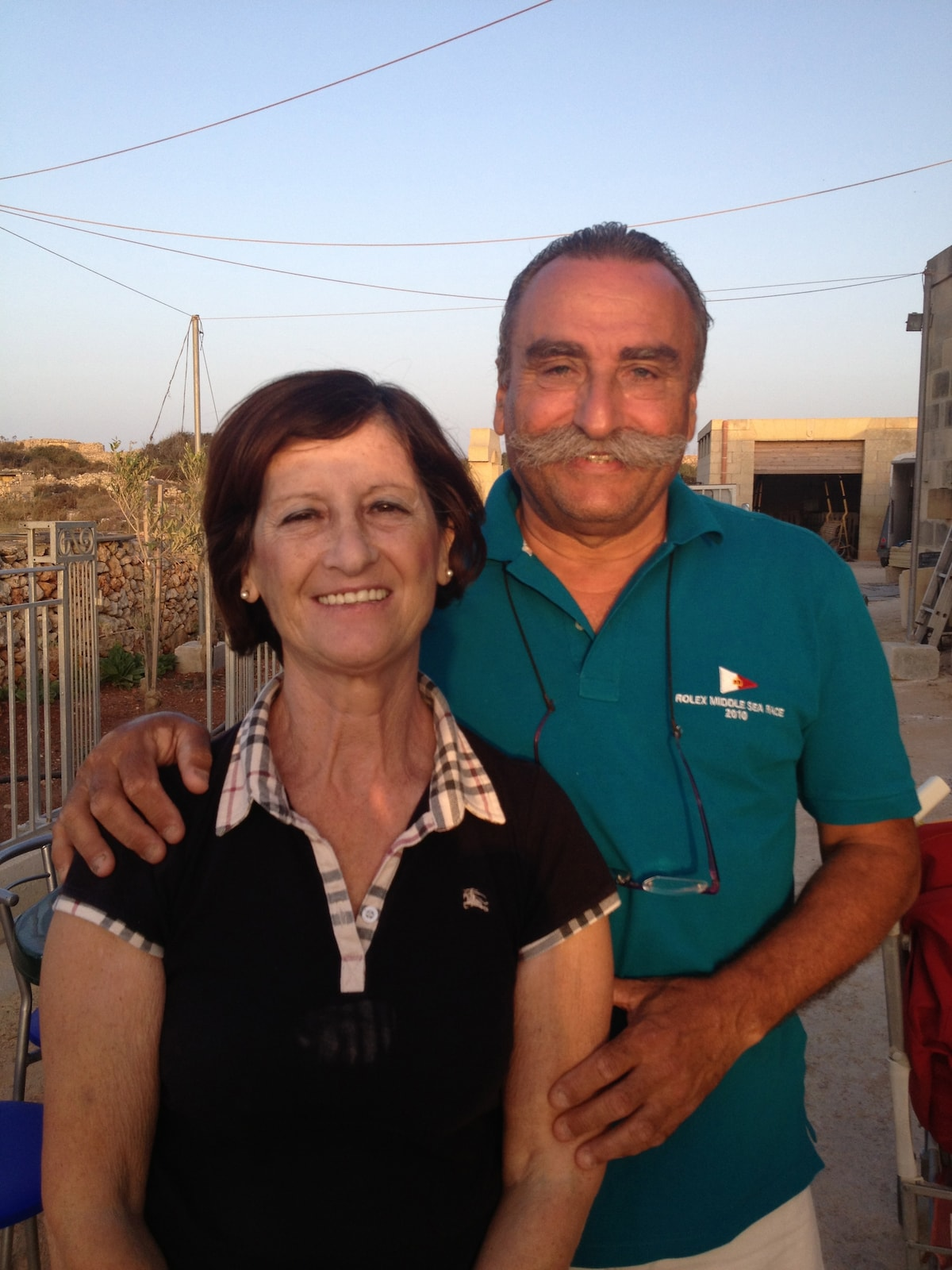 Lilian And Joe from Qala