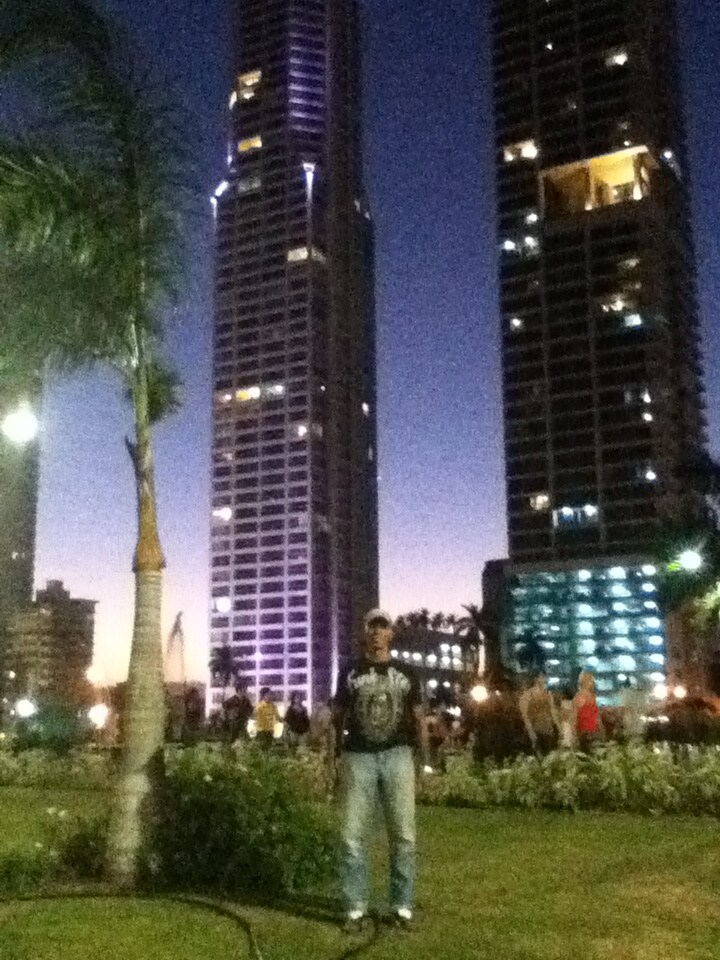 Osvaldo from Panama