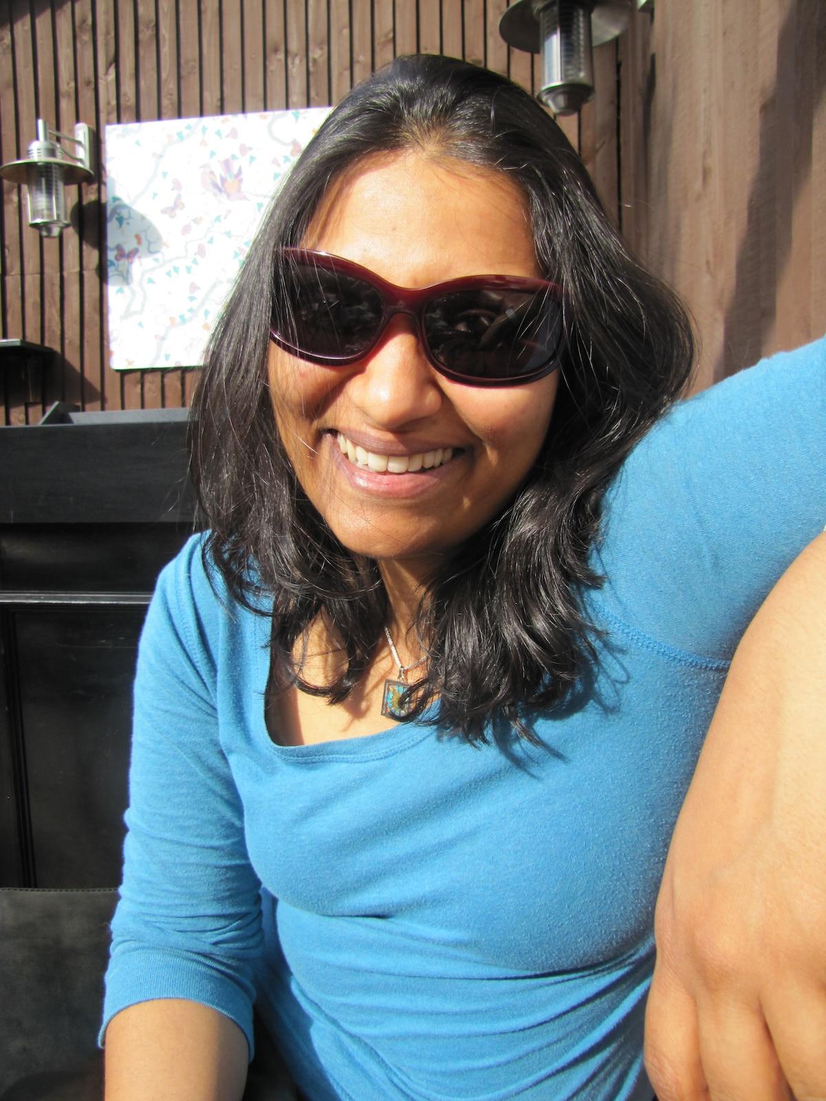 Vinita from London