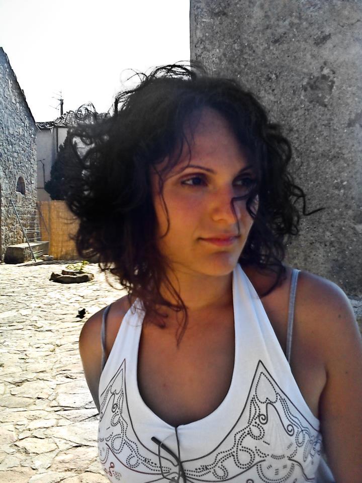 Valentina From Ostia Antica, Italy