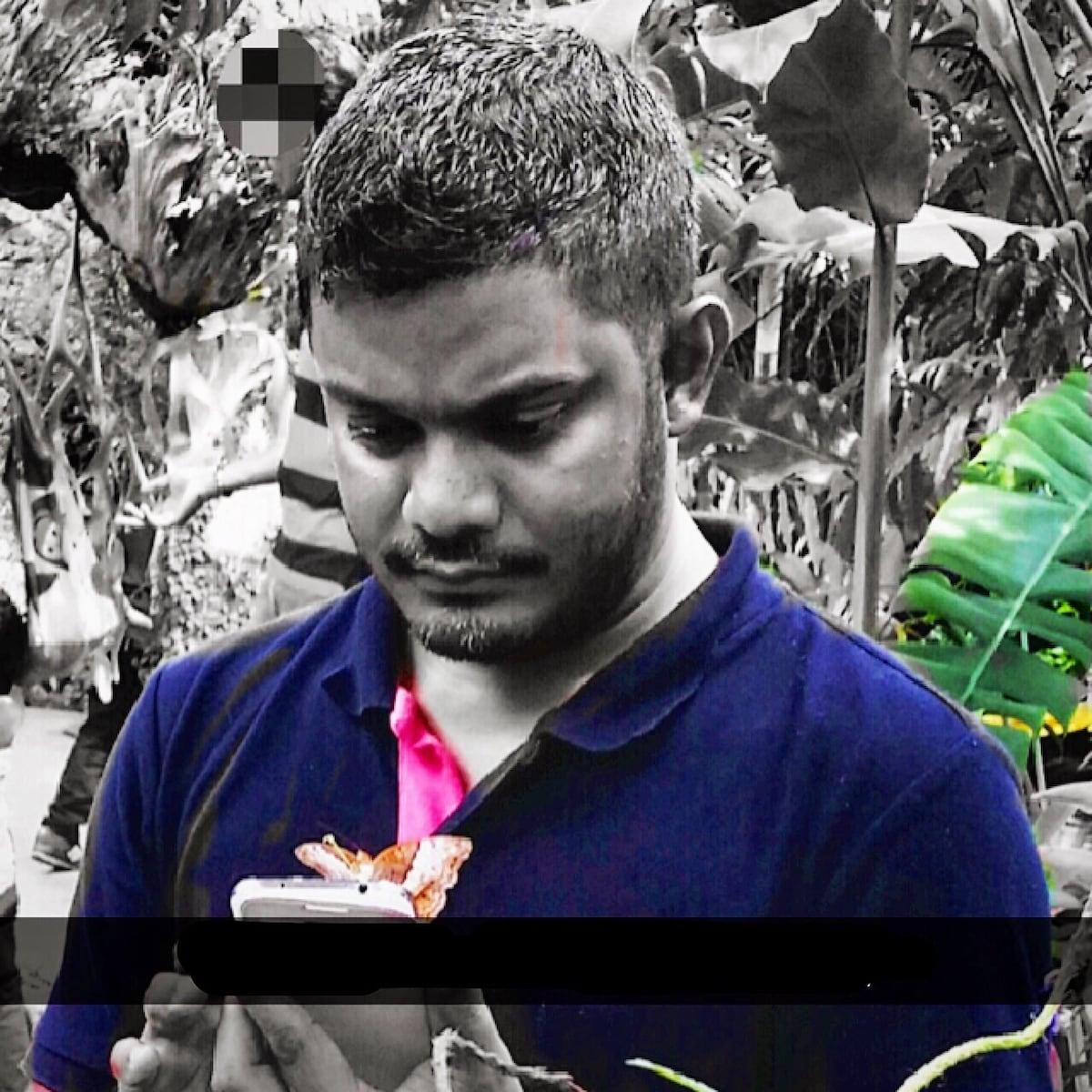 Ashraf from Male