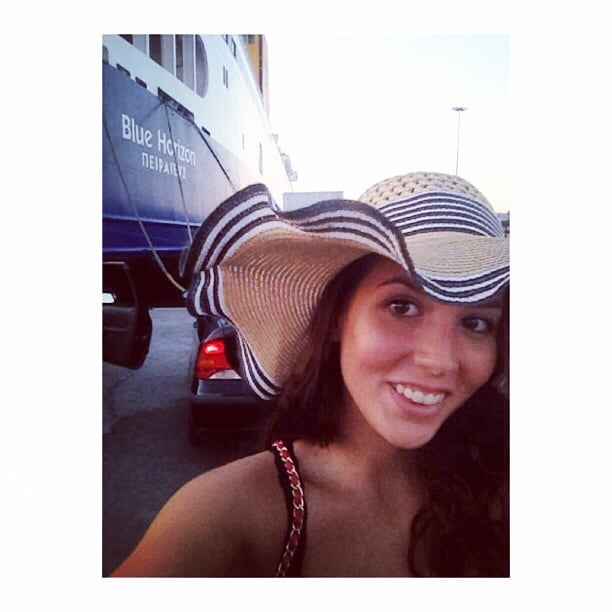 Alexandra From Kesariani, Greece