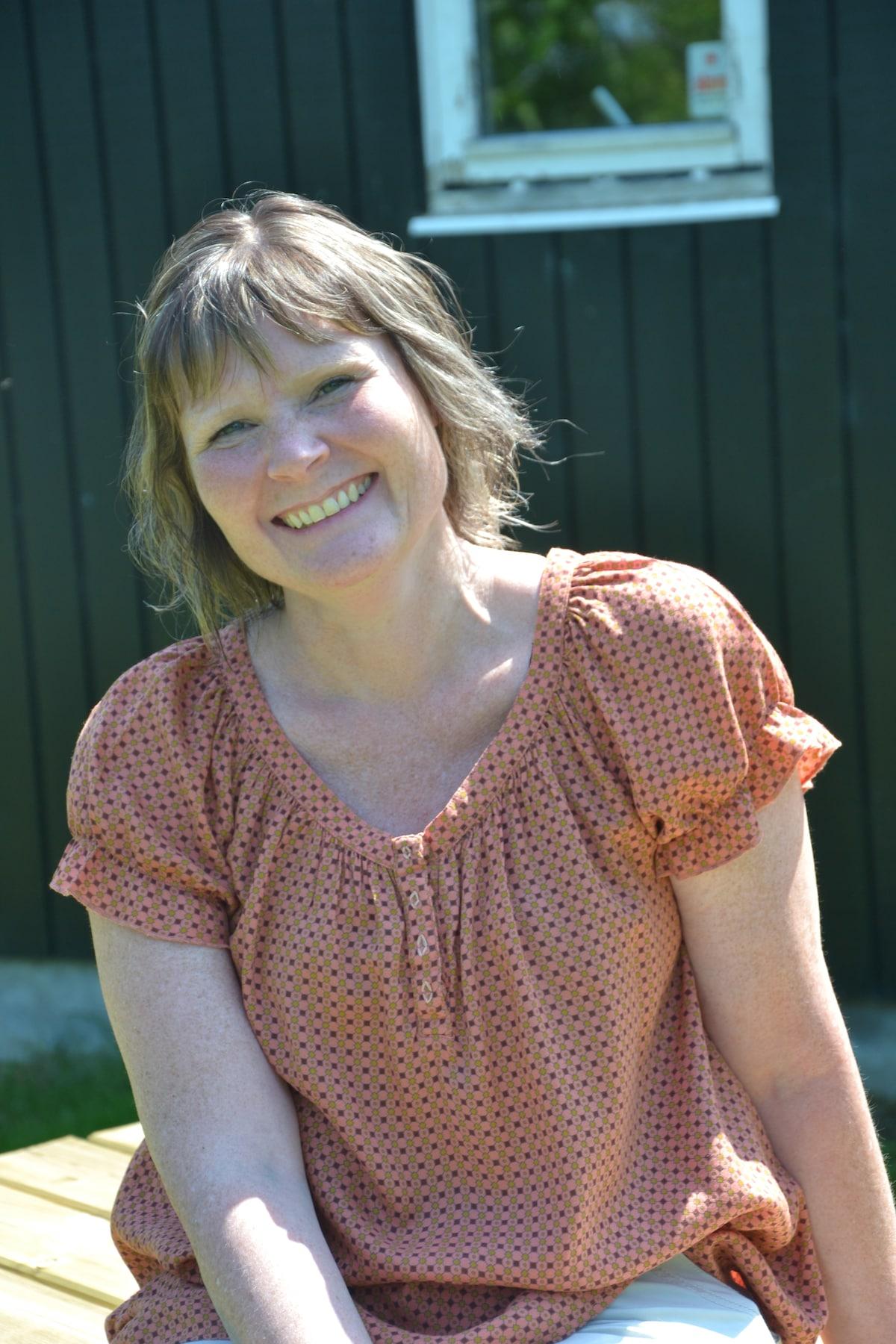 Tina From Varde, Denmark