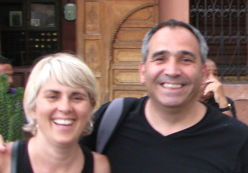 Corinne & Laurent from Nantes