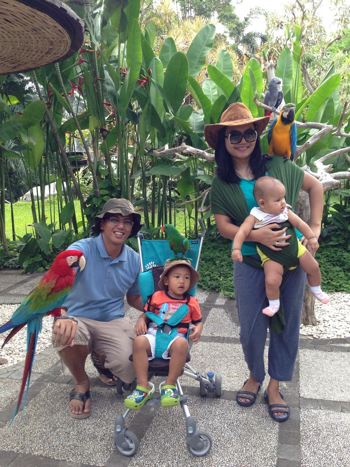 Erryl dari Yogyakarta City