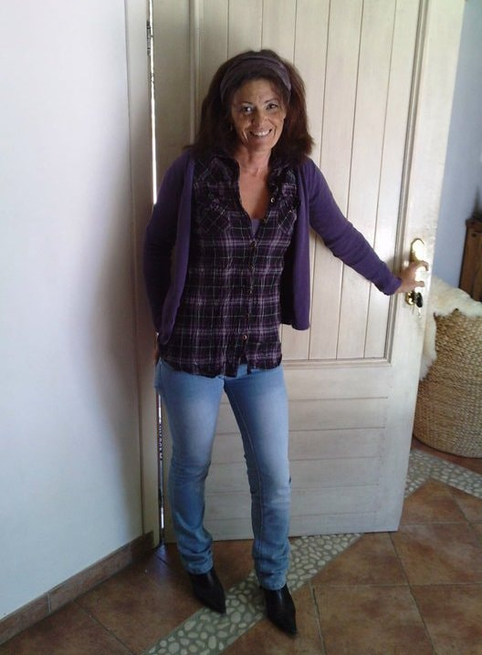 Anne-Marie from Grasse
