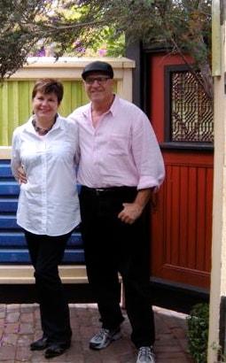 Denise & Glenn from Santa Cruz