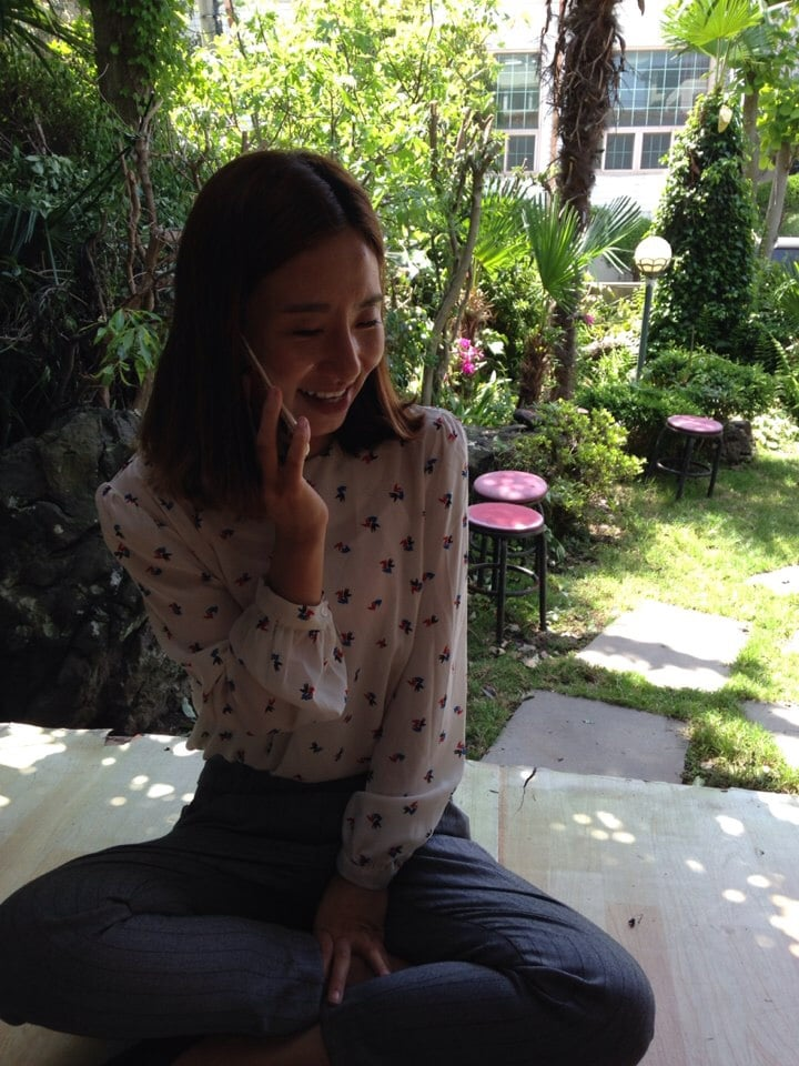 小岛姑娘 from Jeju-si