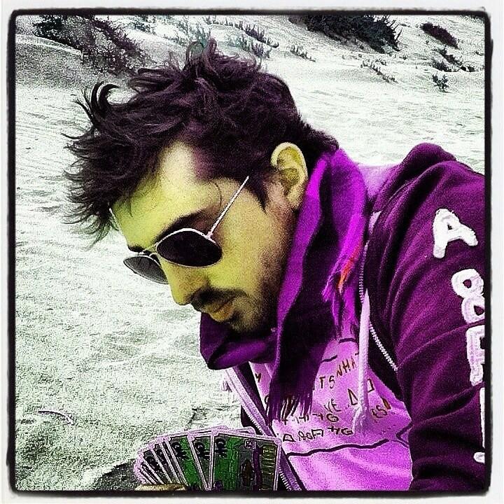 Nicola Filippo from Bologna