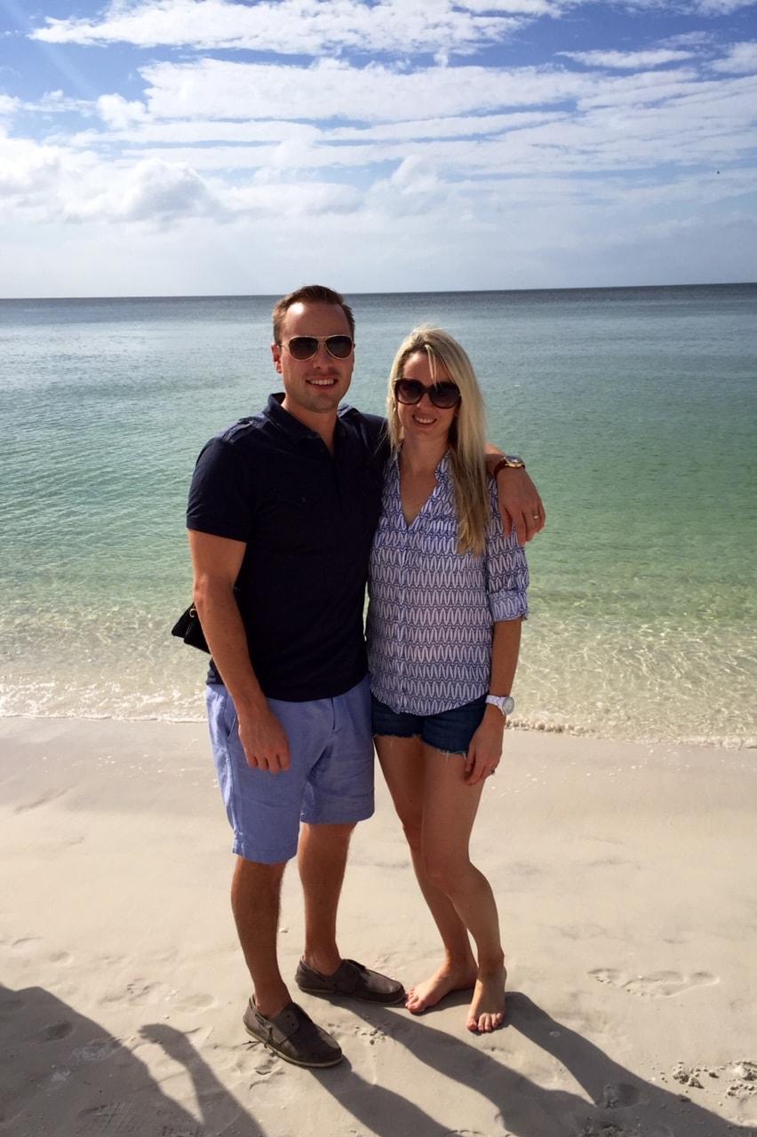 Samuel & Danna from Rehoboth Beach