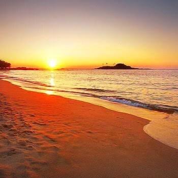SNS Beach From Sri Lanka