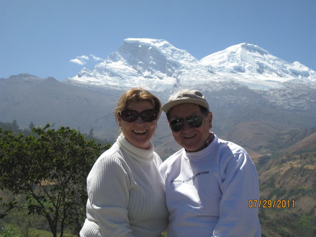 Soy Belga y vivo en Perú desde los 9 años. Mis pad