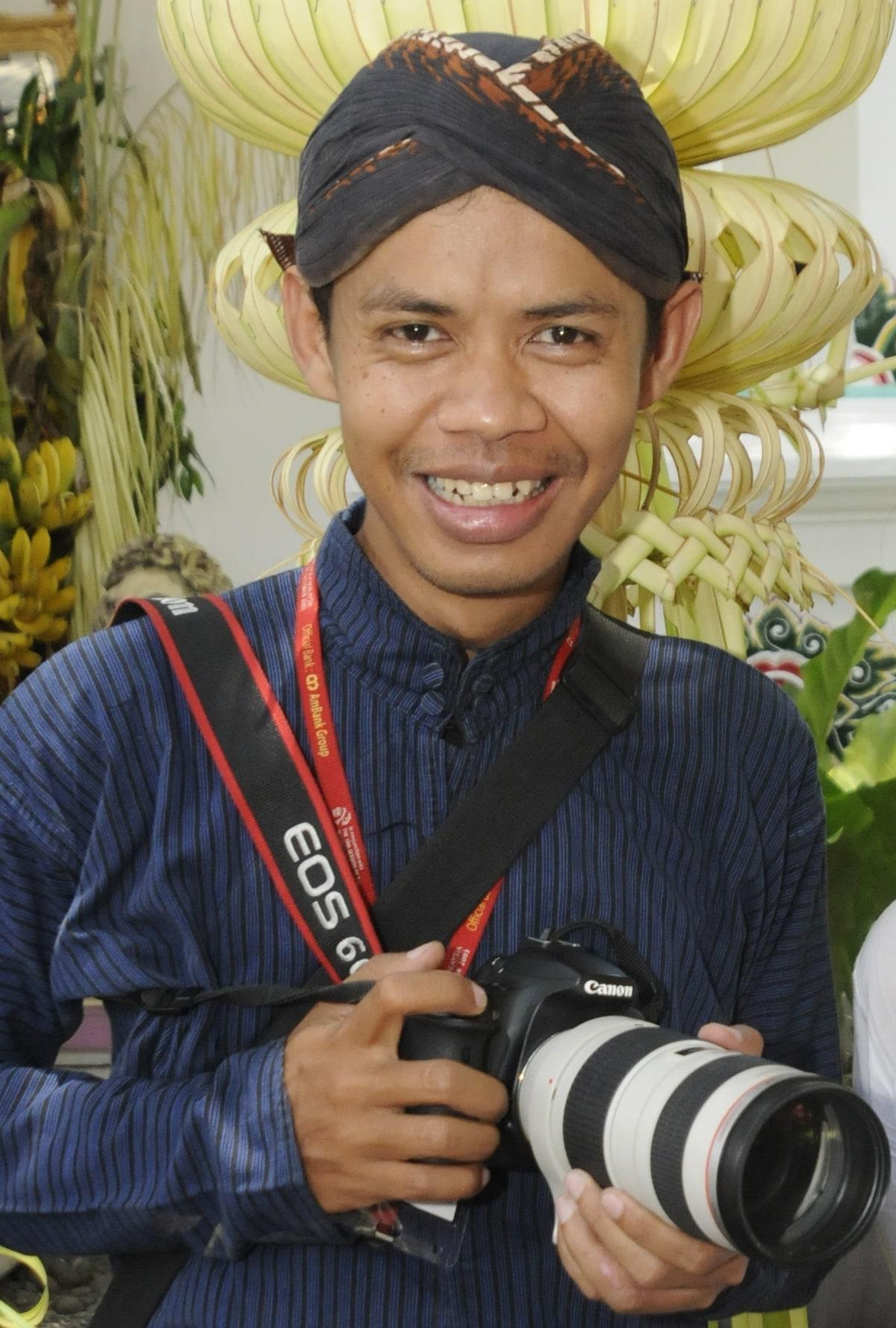 Irfan From Yogyakarta, Indonesia