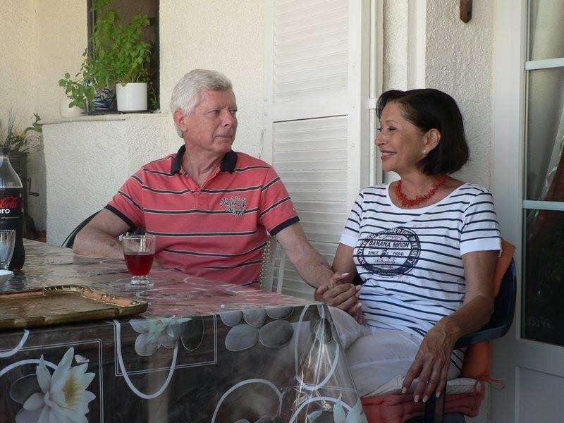 Nous sommes un couple de retraité convivial et cha