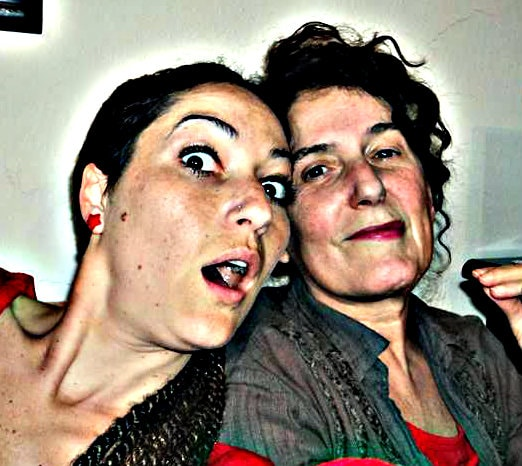 Maria & Rosalia from San Teodoro