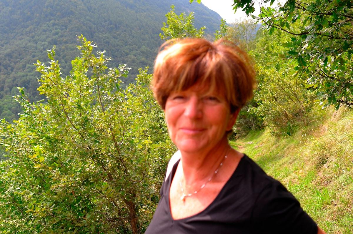 Bernadette From Cagnes-sur-Mer, France
