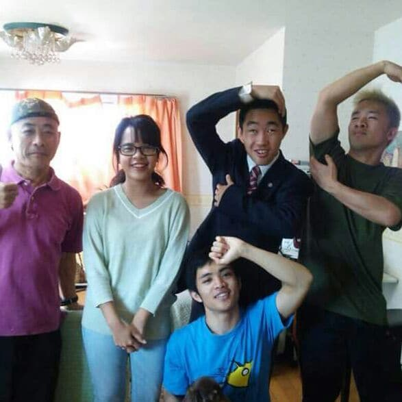 Shunsuke from 大津市