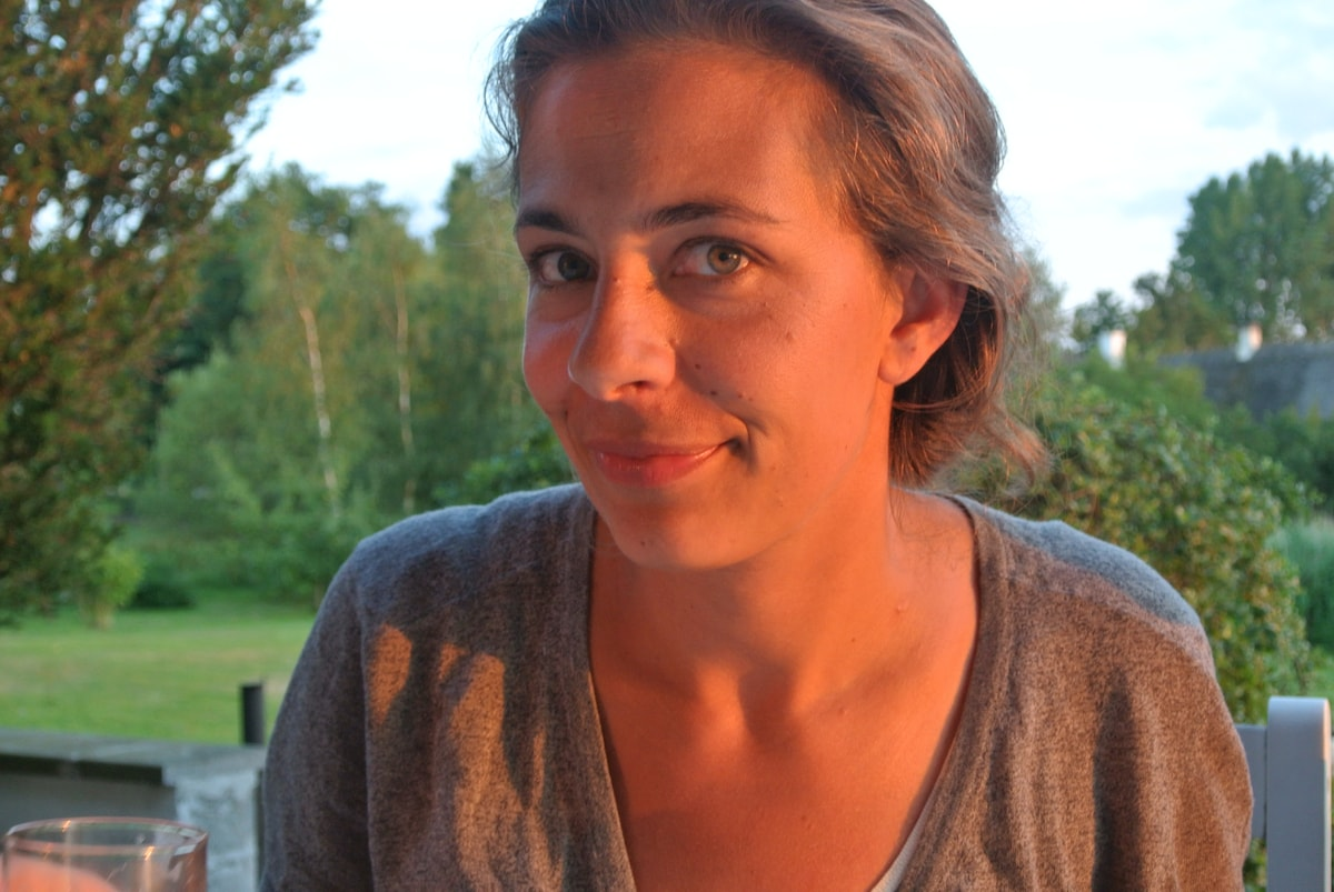 Maria from Frederiksberg