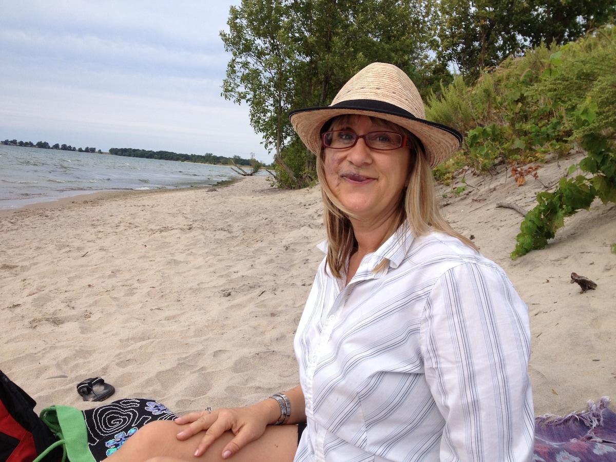 Andrea From Tichborne, Canada