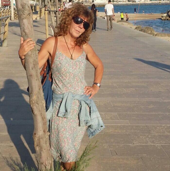 Maribel from Palma