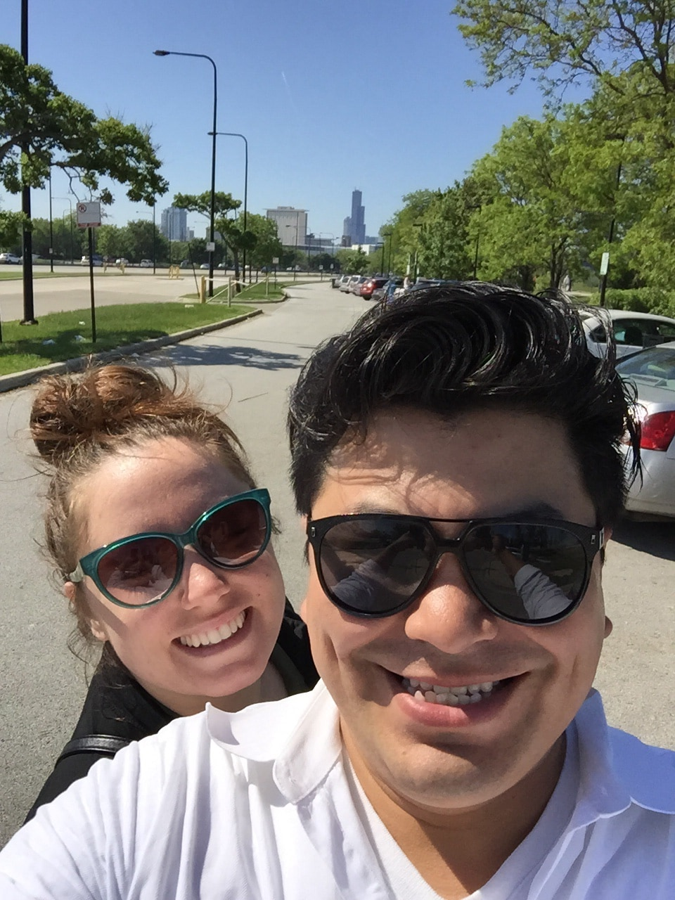 Megan And Alfredo From Lyons, IL