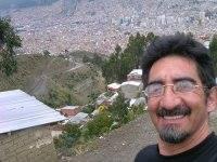 Soy guía profesional de alta montaña UIAGM/IFMGA,