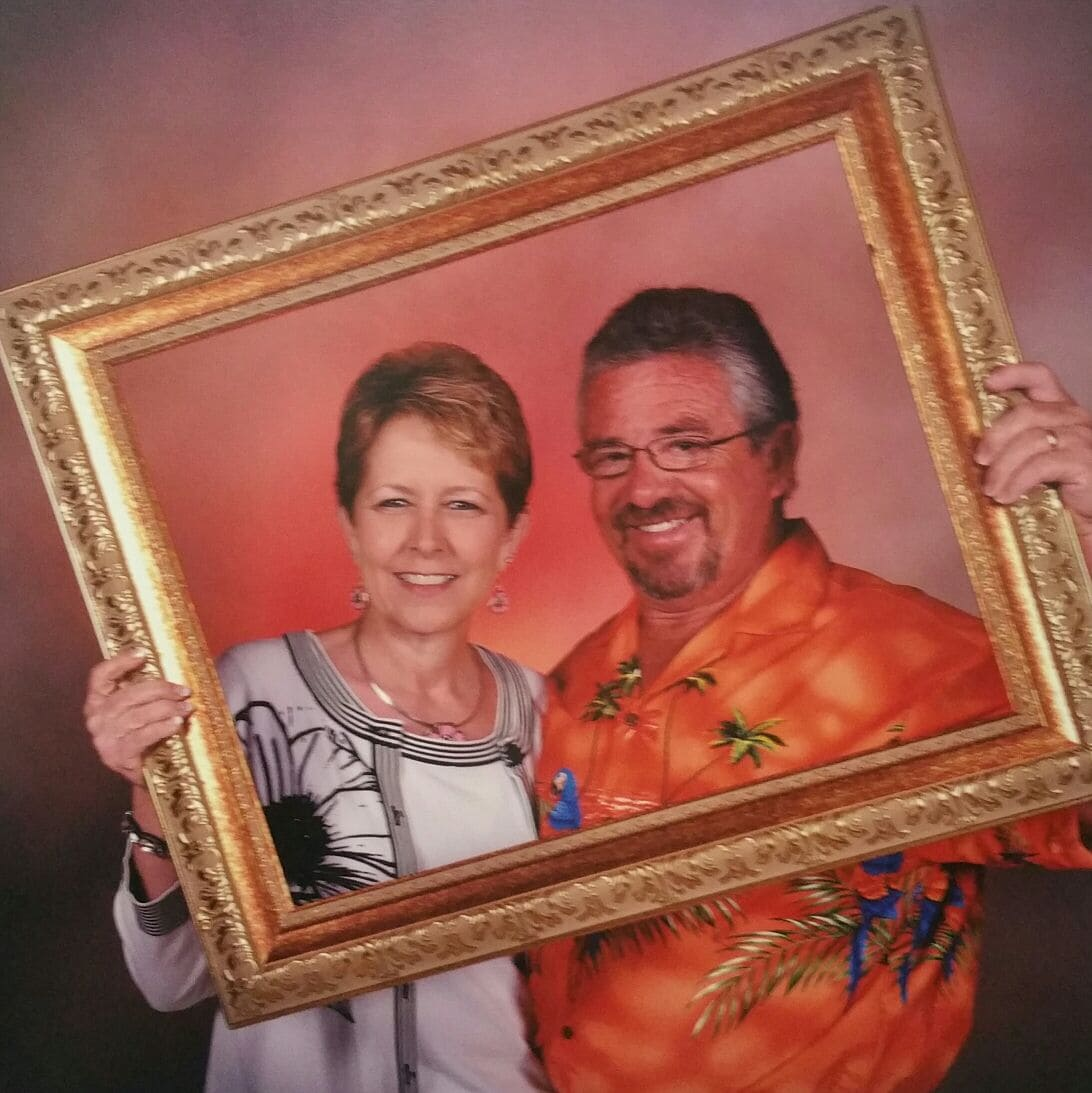 Linda And Chris from Terrell