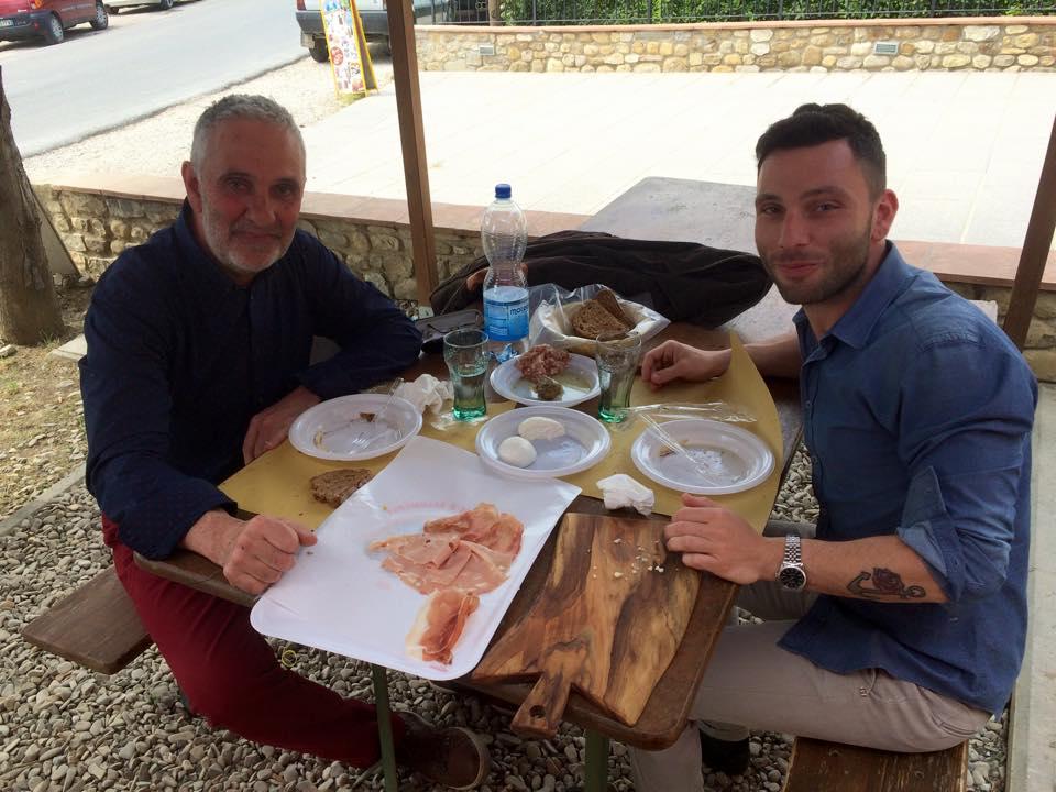 Tommaso From Bagnolo-cantagallo, Italy