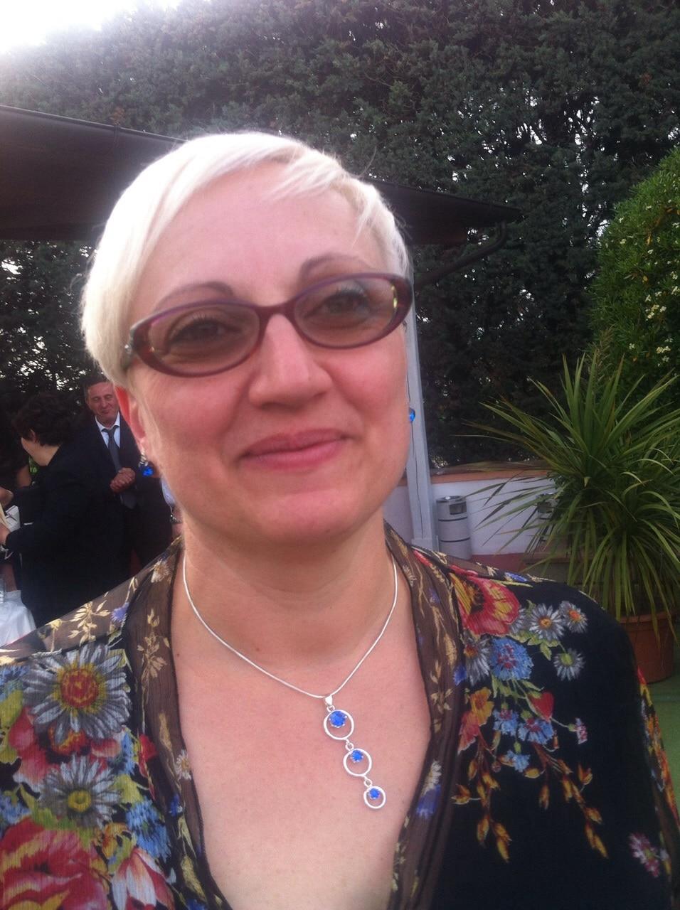 Elisabetta From Marsciano, Italy