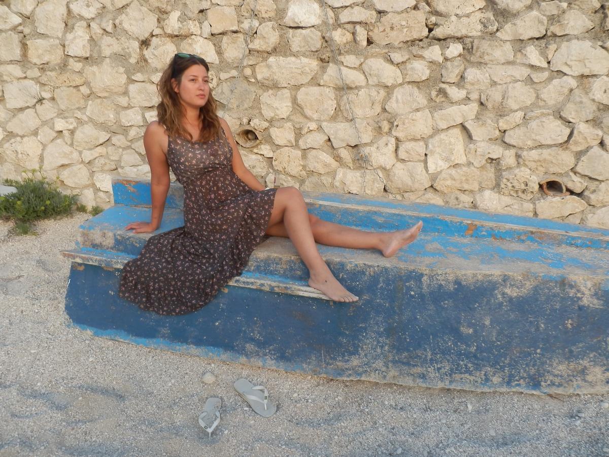 Gabriella From Milan, Italy