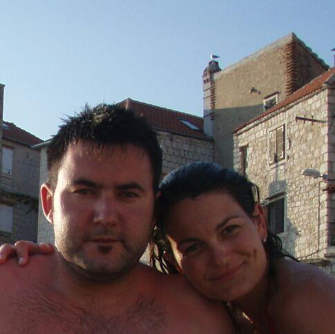Tea & Srdjan from Stari Grad
