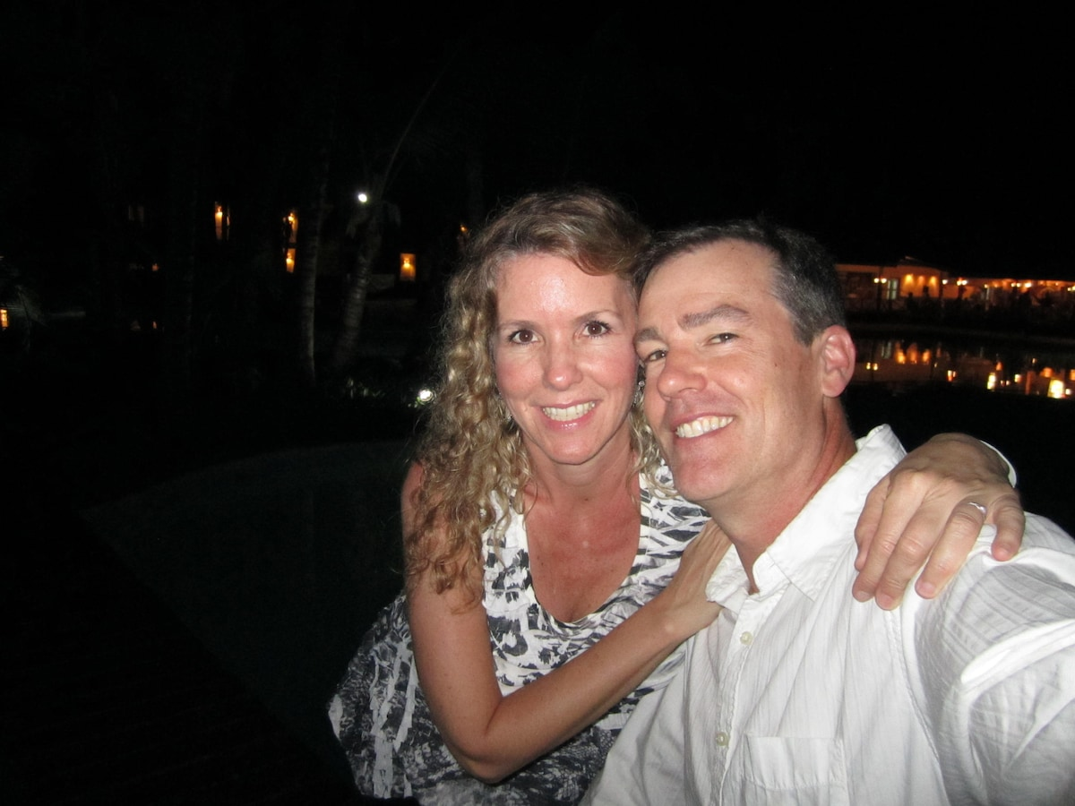 Russ & Cheryl