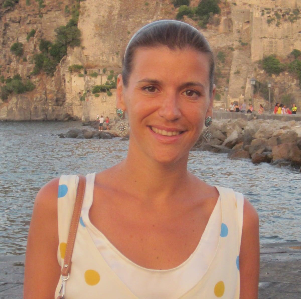 Chiara from Salerno
