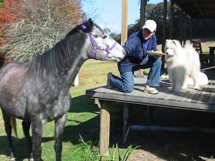 Geoff from Kangaroo Valley