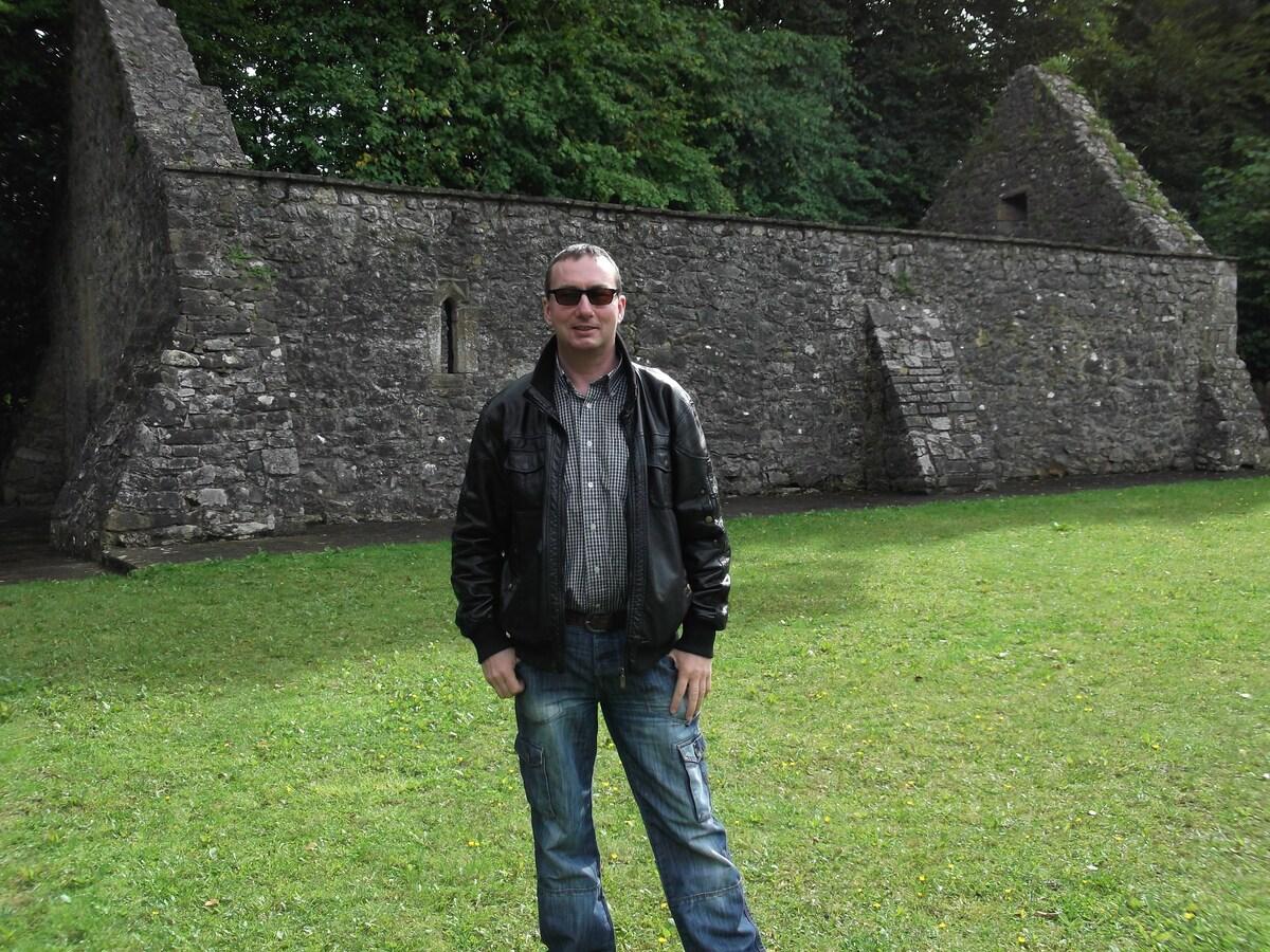 Stephen from Clonmel