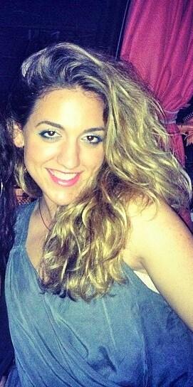 Elena From Thasos, Greece