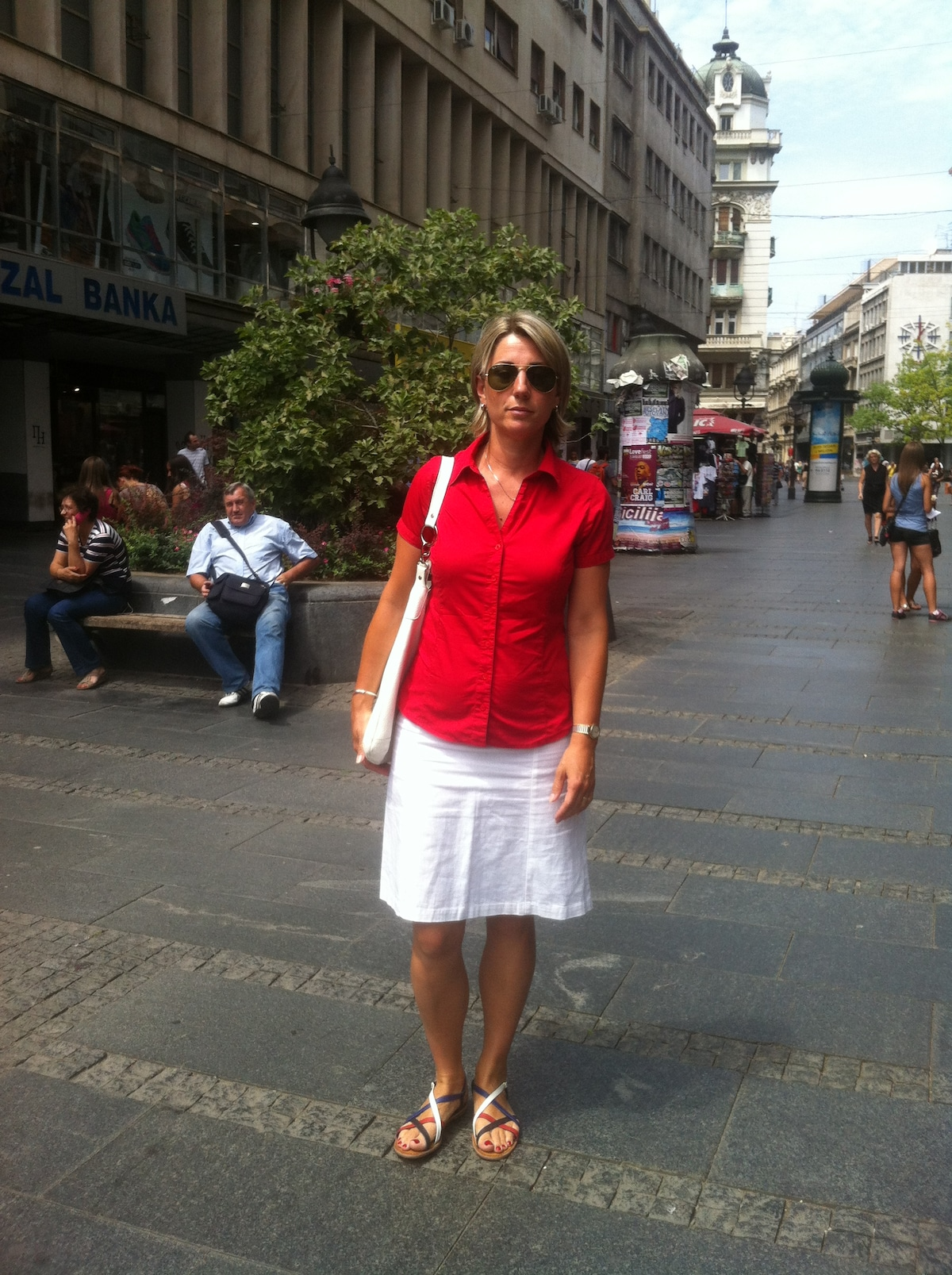 Sanja from Amsterdam