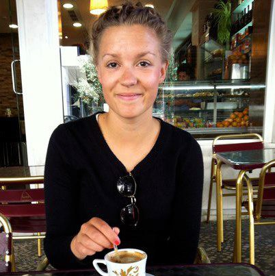 Maria from Frederiksberg C