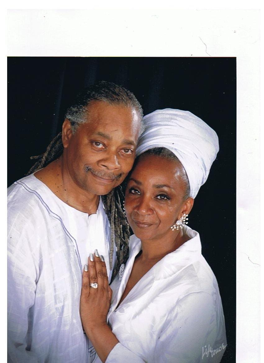 Mama Sandra & Baba Charles from Detroit