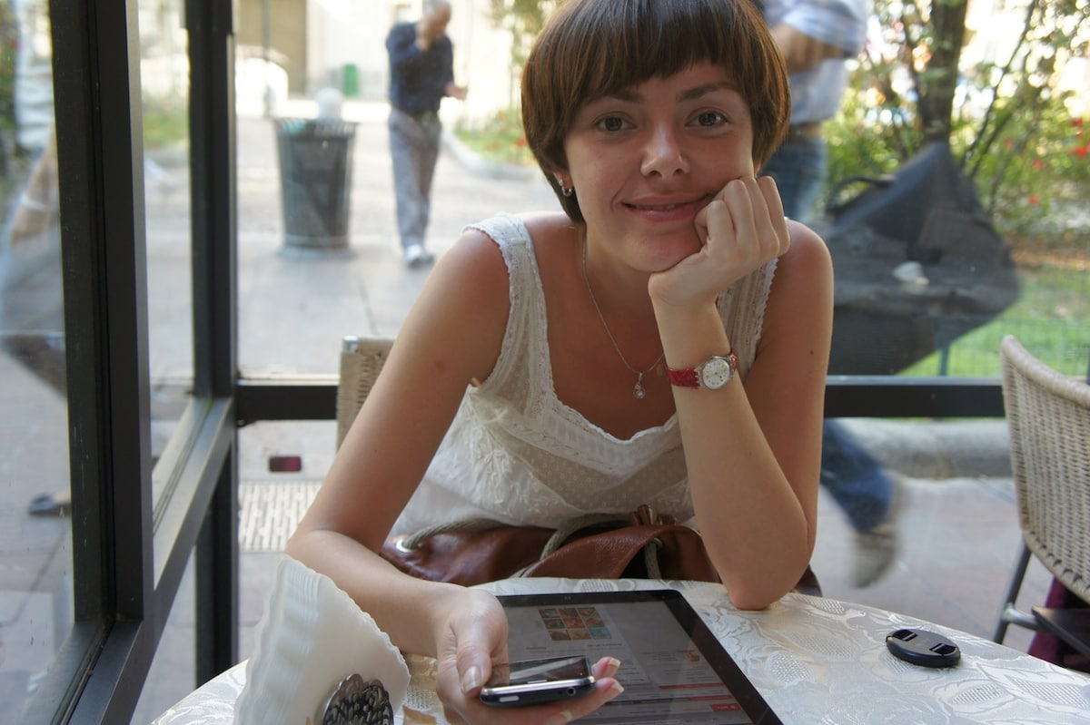 Irina From Prague, Czech Republic
