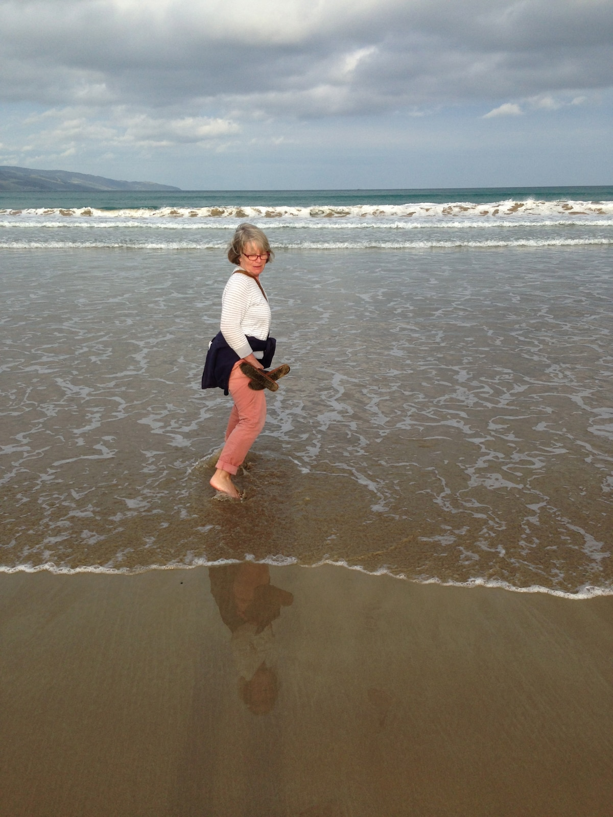 I moved to Weston-super-Mare about 4 years ago, ha