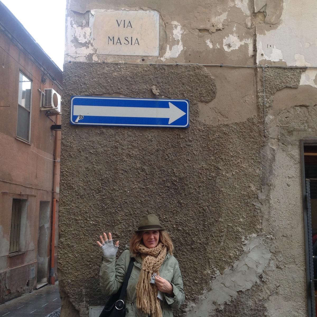 Ciao sono Renata innamorata della Sardegna , una t